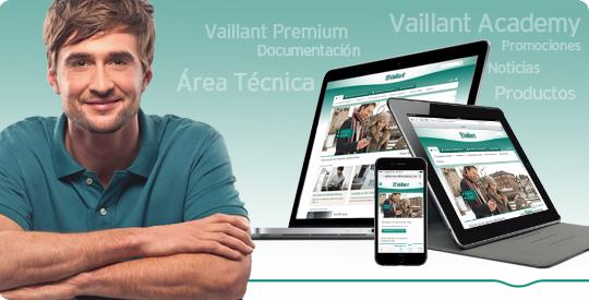 Descubre el nuevo www.vaillant.es